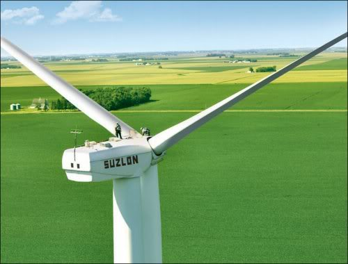 Suzlon dismisses reports suggesting Alstom eyeing Repower