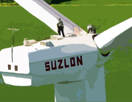 Suzlon anticipates good response in Chinese market