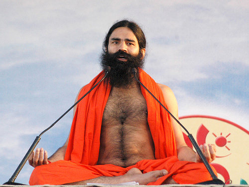 Swami Ramdev''s Scottish yoga retreat to be made into a worldwide destination