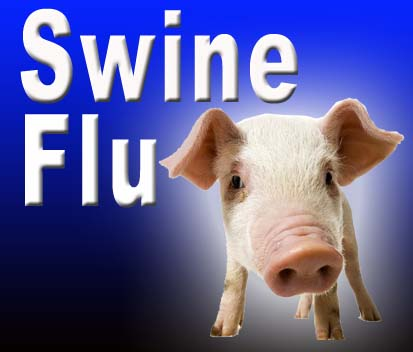 Bihar students form human-chain to spread awareness about swine flu