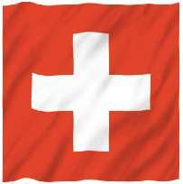 Switzerland confirms first swine flu case