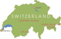 Swiss lead the world in railway travel