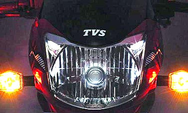 TVS suffers 8.33% decline in December sales