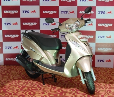 TVS Motor records 2% fall in November sales