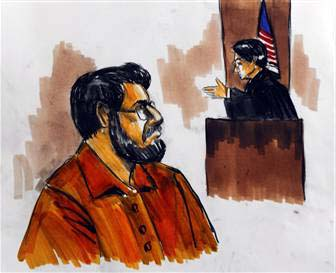 Mumbai terror suspect Rana denied bail by US court