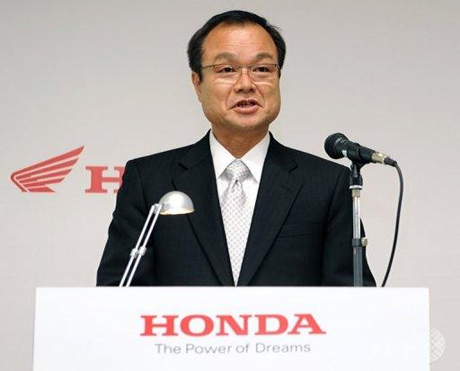 Honda aiming at two-fold increase in global car sales in 4 years