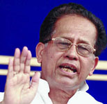 Assam Chief Minister Gogoi denies receiving notice from Election Commission