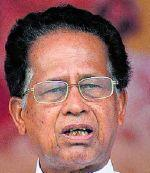 Assam CM Gogoi rejects division of state