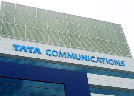 Tata Communications Monday