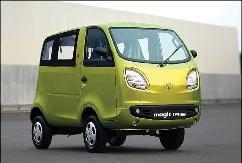 "Tata Motors To Roll Out New ""Magic Iris"" Passenger Carrier In September"
