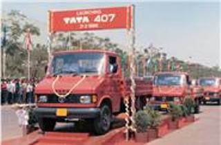 Tata Motors 407 models complete 25 years
