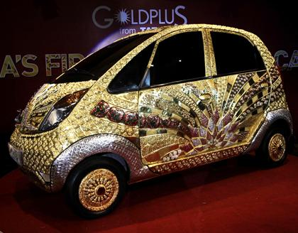 'Gold Nano' Creates Instant Buzz