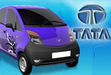 Tata's Nano set for commercial launch Monday