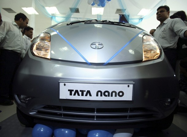 Tata Nano to be featured at New York design museum