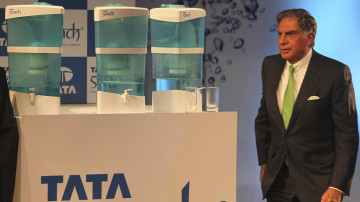 Tata's revolutionary 10-pound water purifier to benefit billions across India, developing world