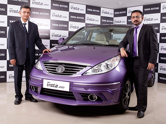 Tata has launches Indica Vista D90 in Nepal