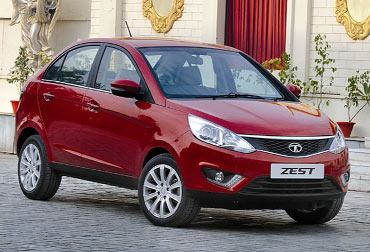 'Zest, Bolt success hold key to Tata Motors car biz profits'