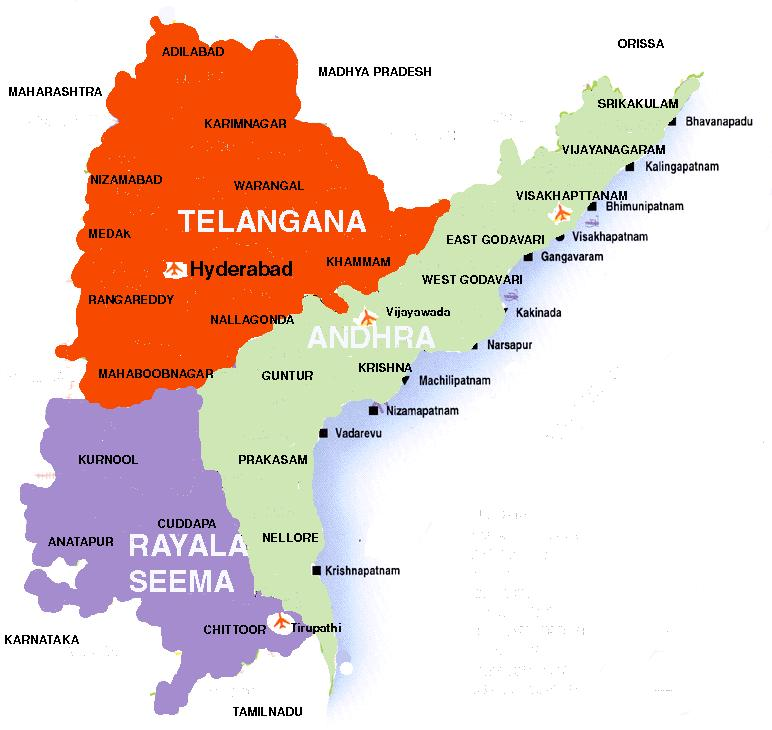 Telangana issue : Hyderabad police chief for stern action against violence