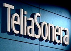Nordic group Telia Sonera reports higher third-quarter earnings
