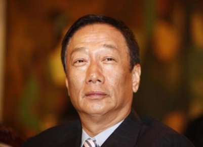 Foxconn Chairman Terry Gou says coping with iPhone demand is difficult