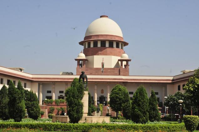 The Supreme Court of India on Tuesday asked the government to file its