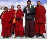 Tibetans living in exile release video of Chinese atrocities