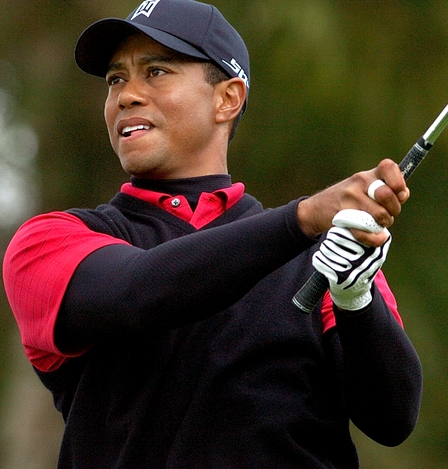Tiger Woods is back with a bang