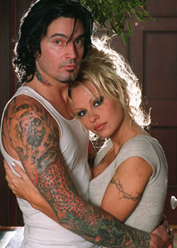 pamela anderson and tommy lee sex tape