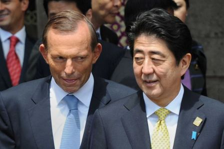 Australia eyeing free trade pact with Japan