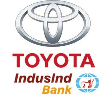 Toyota Kirloskar joins hands with IndusInd Bank