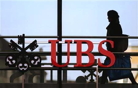 HK regulators investigating UBS over new interest rate rigging scandal