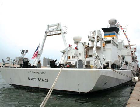 Former US Navy troopship is now huge artificial reef for divers