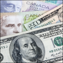 USD/CAD Reversed Sharply To The Downside