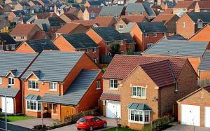 UK house price rise 0.6% during October
