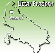Curfew relaxed for three hours in Meerut