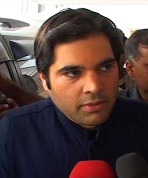 Varun Gandhi files his nomination from Pilibhit, promises to fight for poor