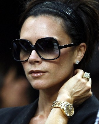 Victoria Beckham Then And Now. The former singer, who is now