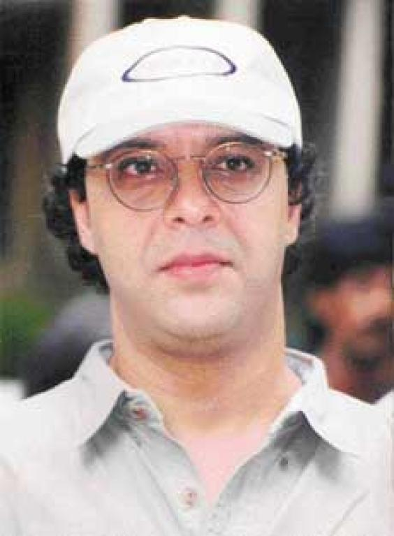 Indian filmmaker Vidhu Vinod Chopra of Munna Bhai series and 3 Idiots    Vidhu Vinod Chopra