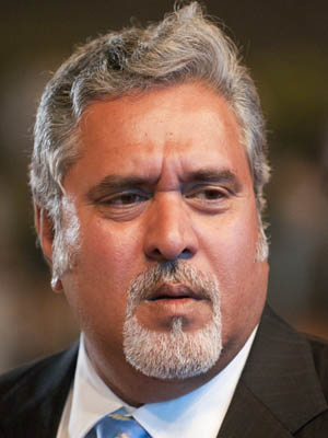 Kingfisher on track to receive funds: Mallya