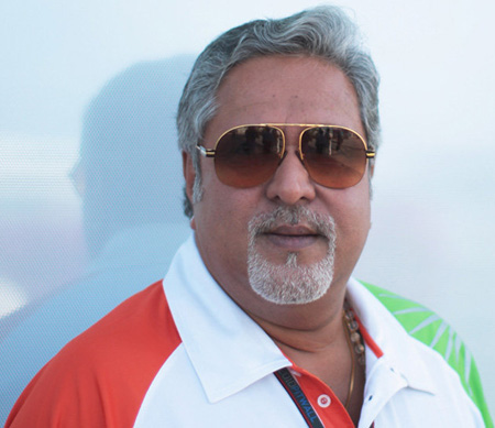New Delhi, July 30 : Force India team principal Vijay Mallya feels the Indian government needs to resolve the tax issues faced by the Formula 1 teams. - Vijay-Mallya_13
