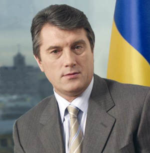 President Yushchenko assures Hungary of gas supply via Ukraine