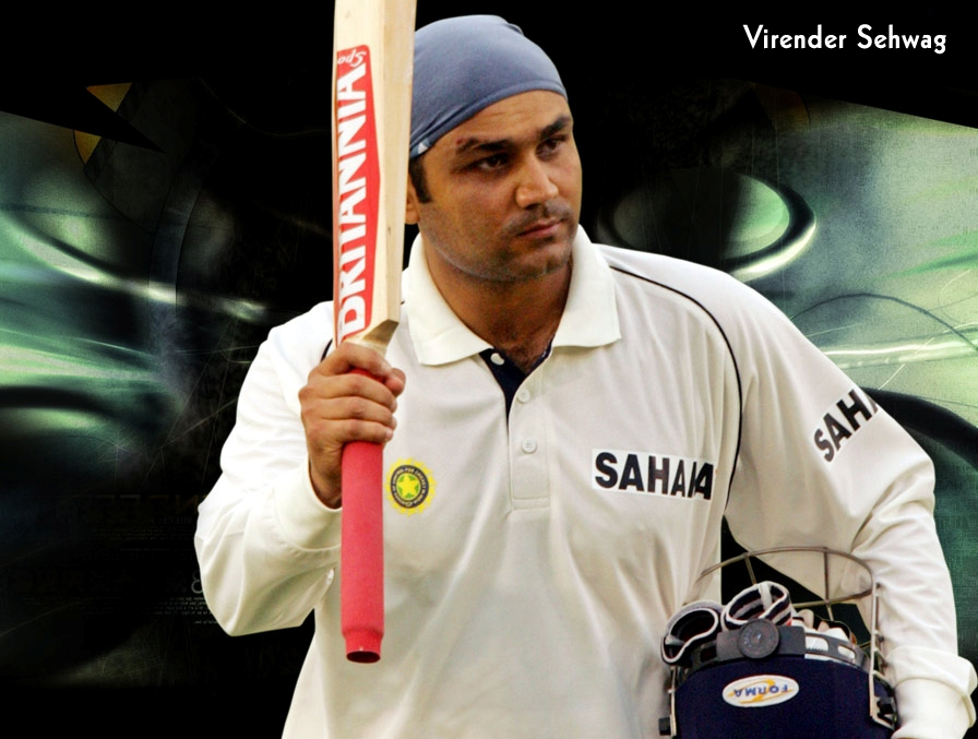 Sehwag back in top-five of Test rankings