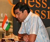 Anand held by Morozevic, placed joint second in Moscow meet