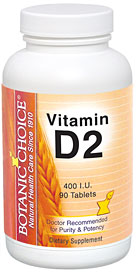 Vitamin D2 Effectively Treats Vitamin D Deficiency Topnews