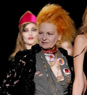 Vivienne Westwood's 'newest muse' – Michelle Obama
