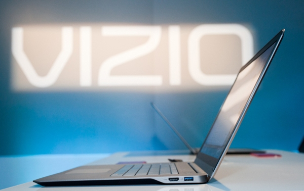 Vizio launches all-in-one desktops and laptops in New York