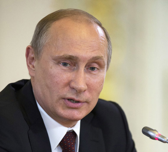 Vladimir Putin expresses interest to work closely with Modi