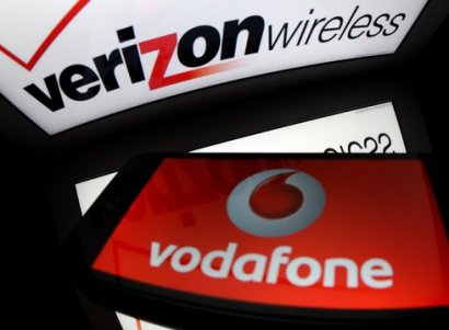 Vodafone Verizon Wireless