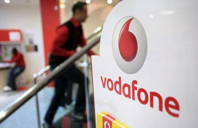 Vodafone claims £17.67bn in tax losses