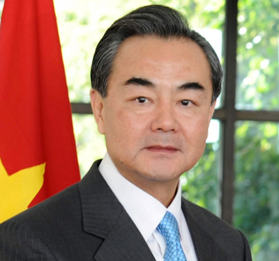 Chinese foreign minister to visit India June 8